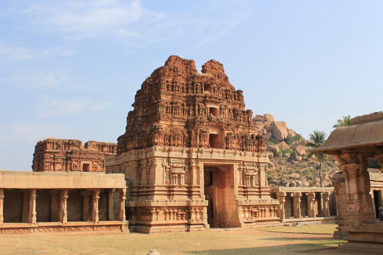 Archeological Ruins and Group of Monuments, Hampi