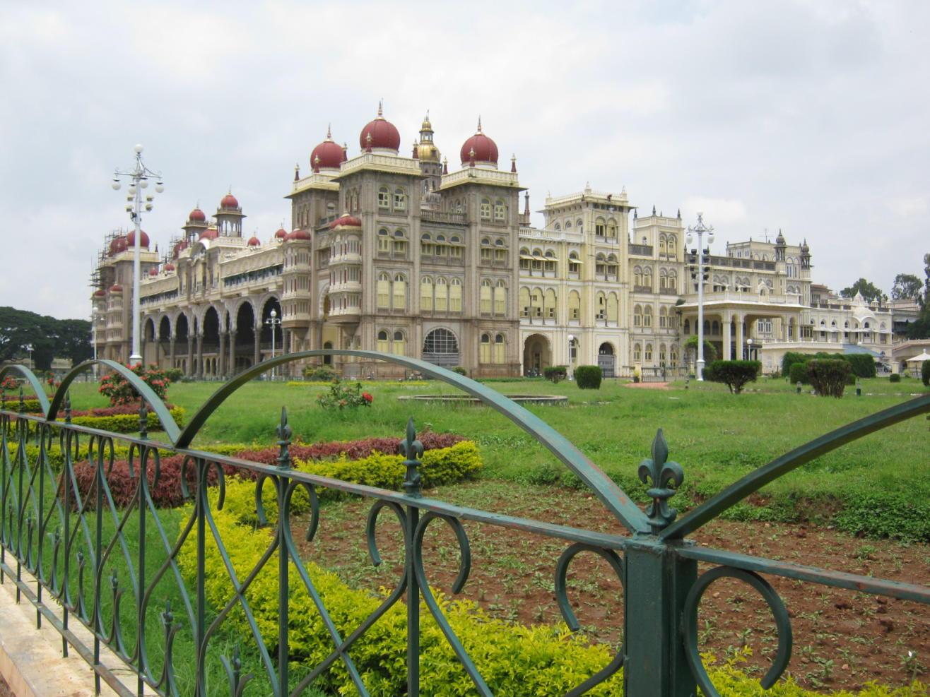 Tipu Sultan Fort and Palace, Bangalore