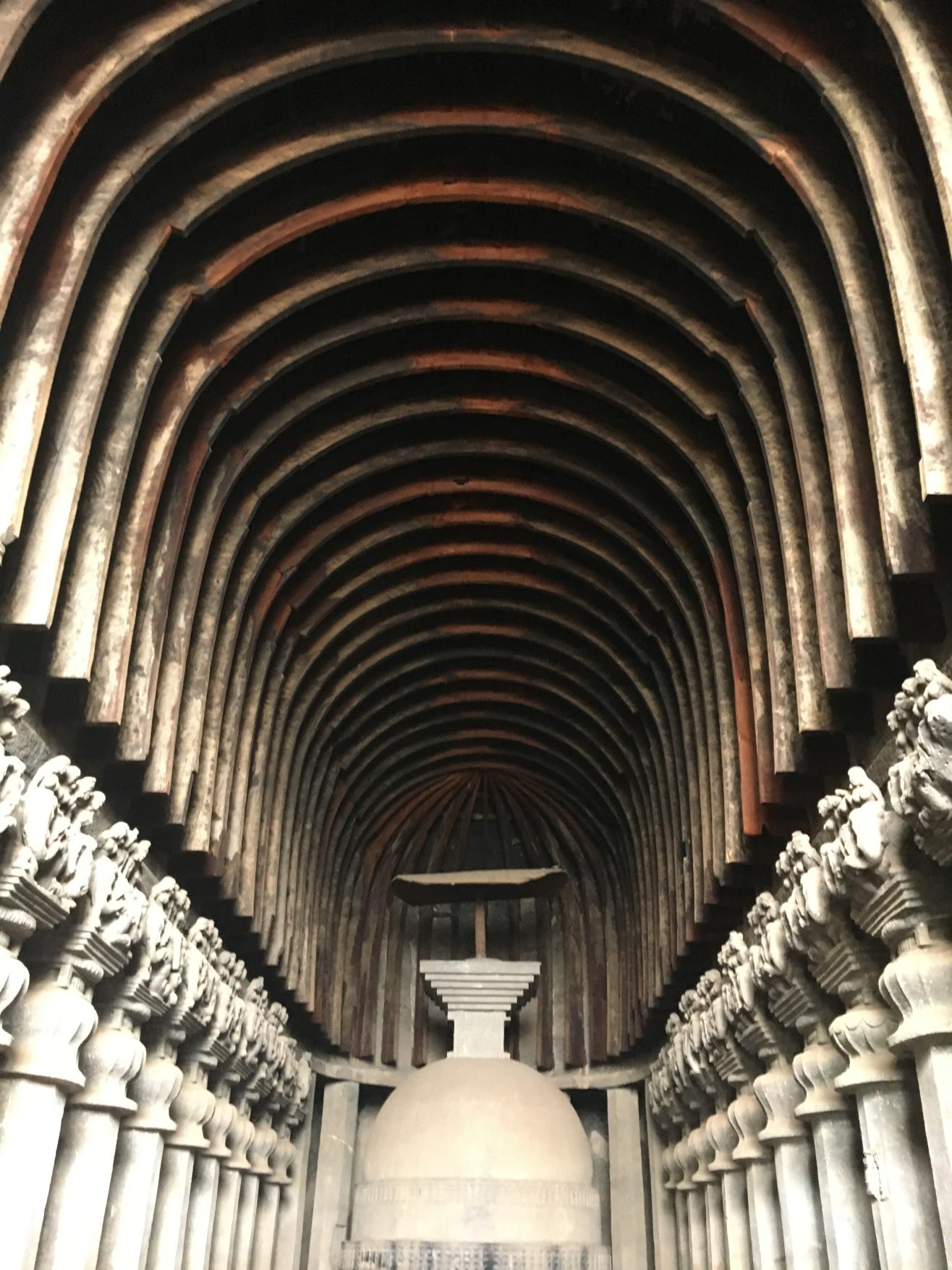 Karla Buddha Caves (Karli Caves, Karle Caves or Karla Cells), Lonavala