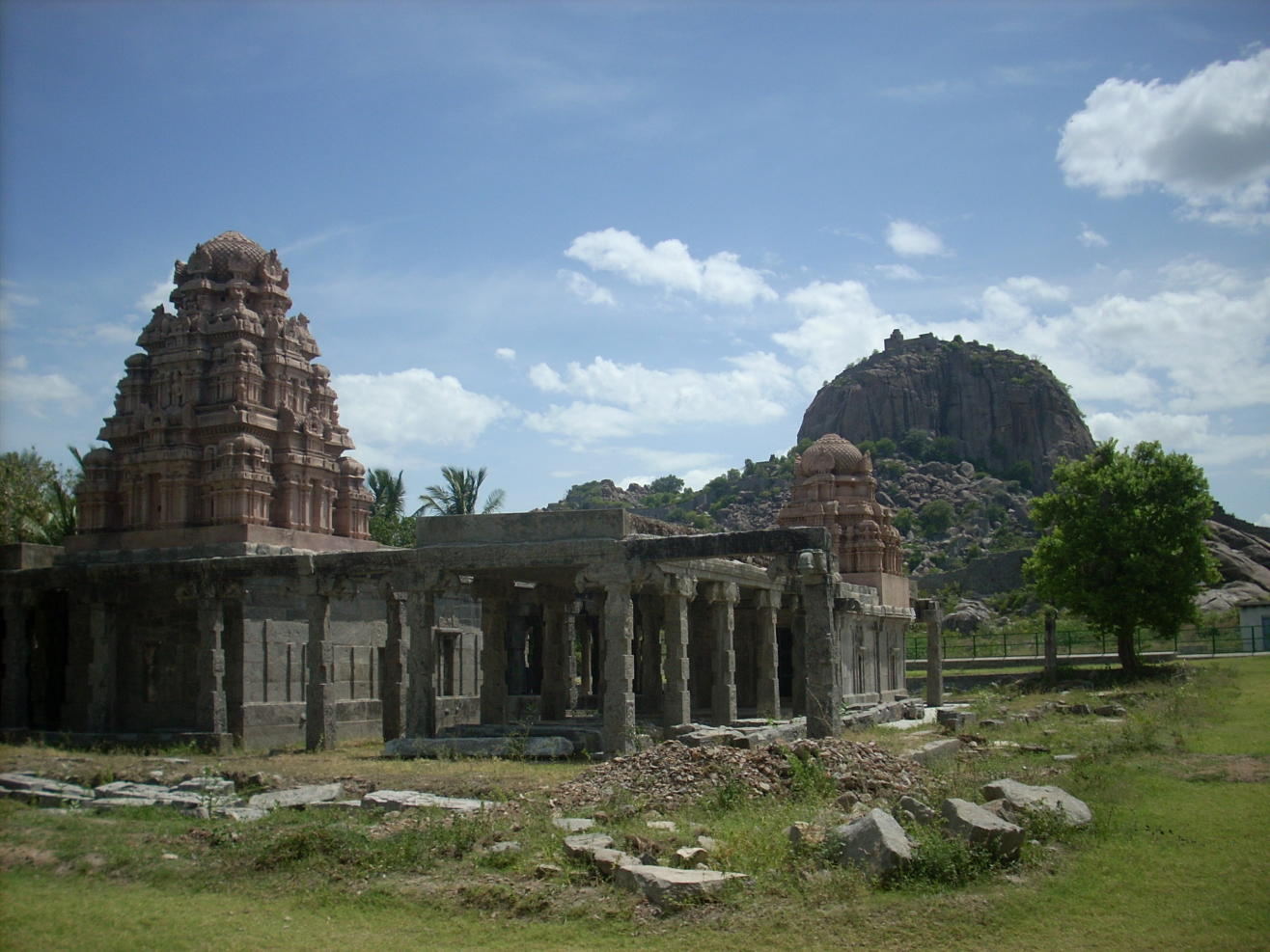 Gingee Fort (Senji Fort), Gingee