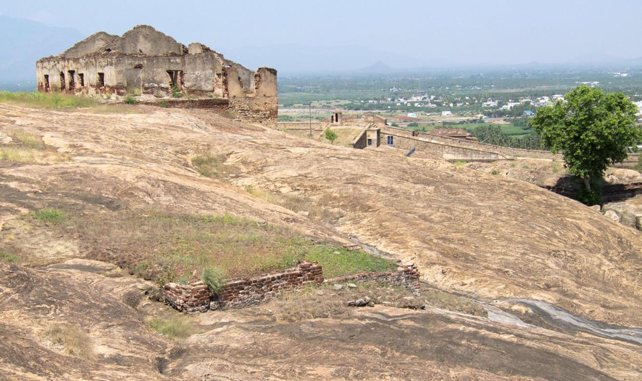 Dindigul Rock Fort (Dindigul Malai Kottai), Dindigul