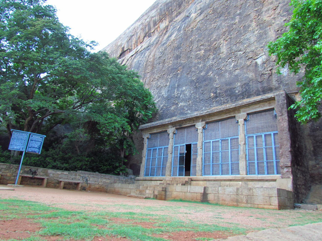 Rock-Cut Jain Temple