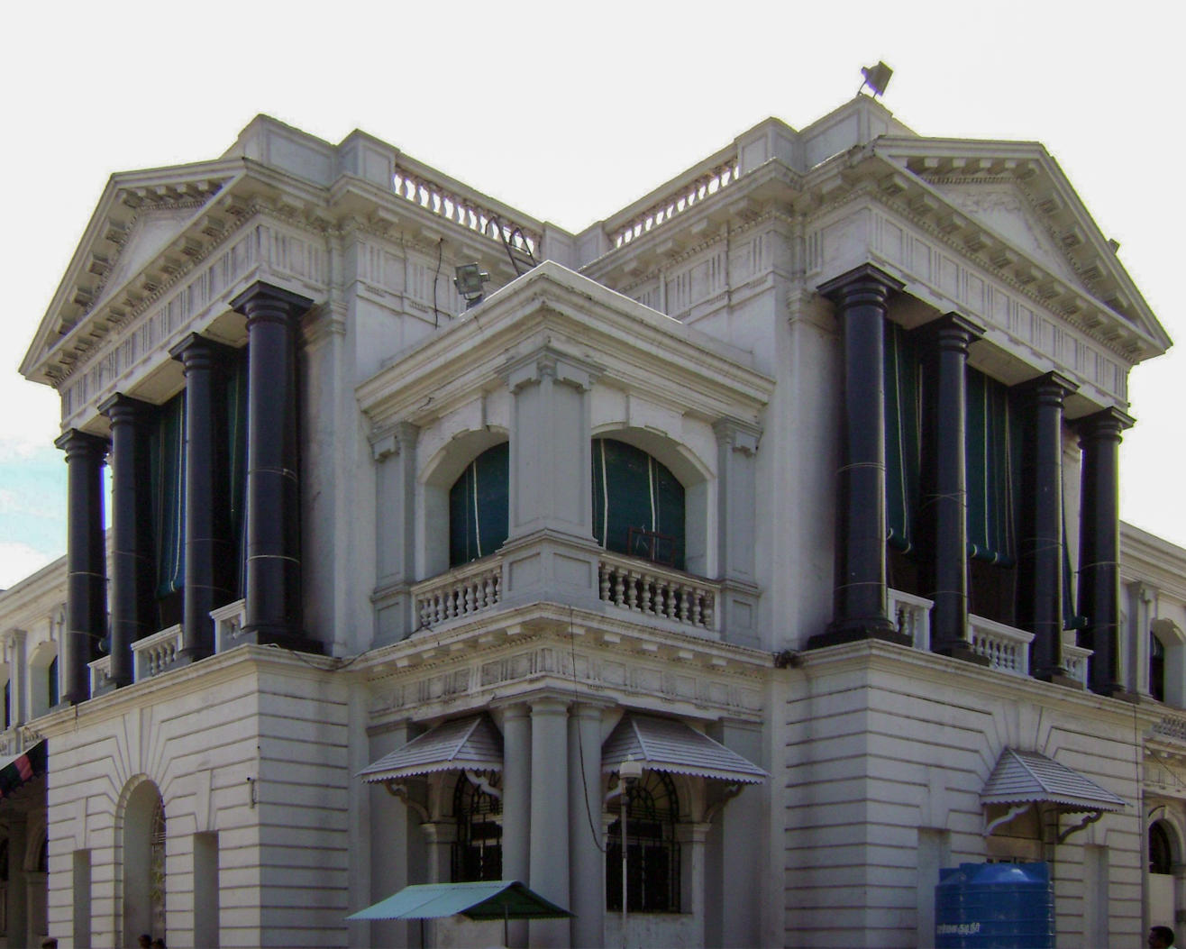Fort St. George (White Town), Chennai