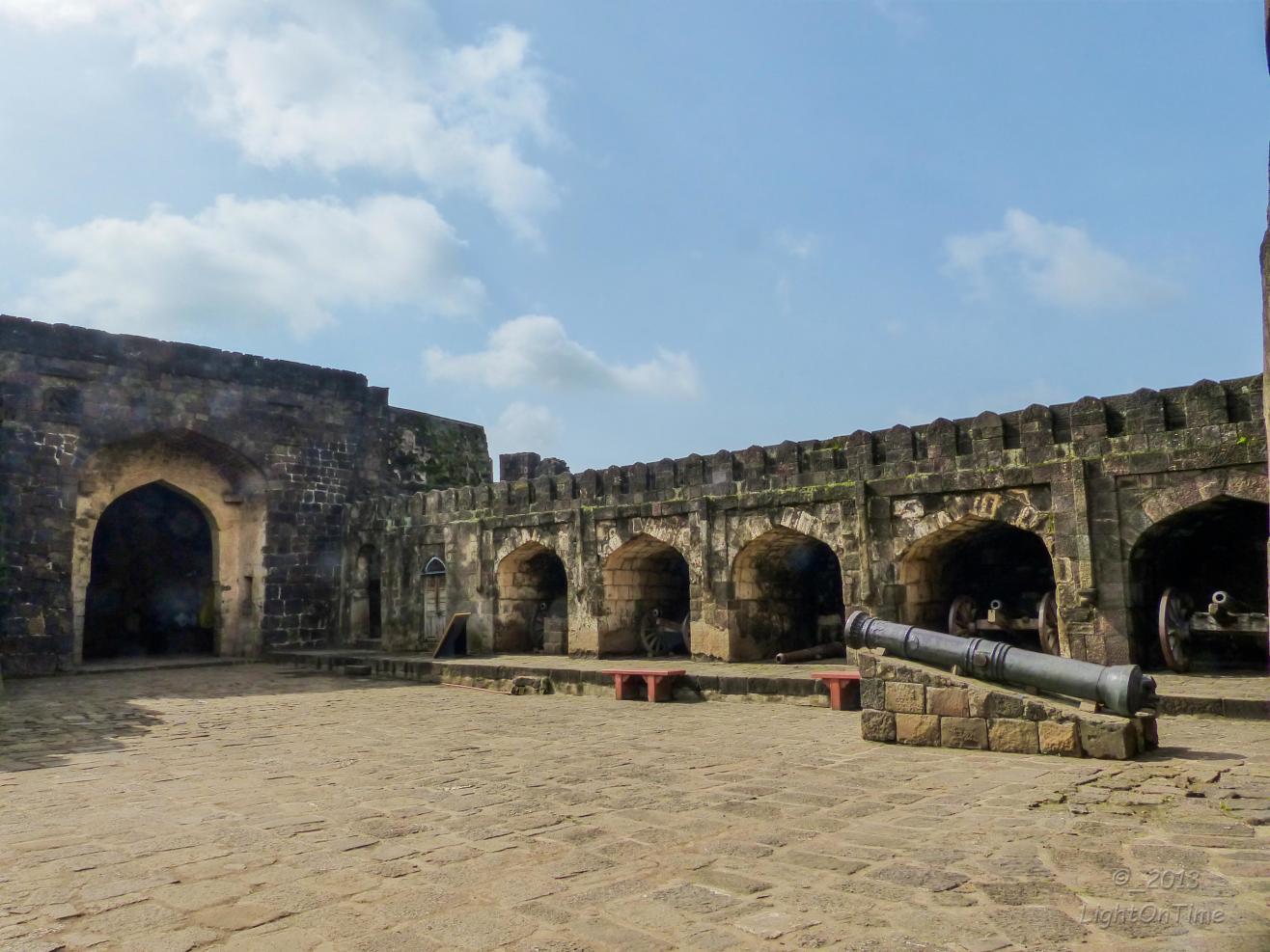 Daulatabad Fort (Devagiri or Deogiri Killa), Aurangabad