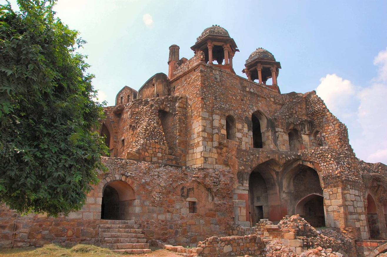 Purana Qila Museum, Delhi