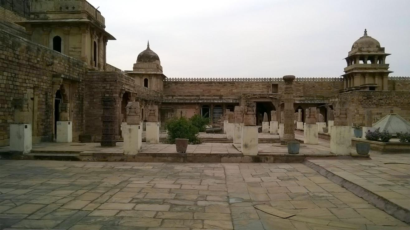 ASI Archaeological Site Museum, Gwalior