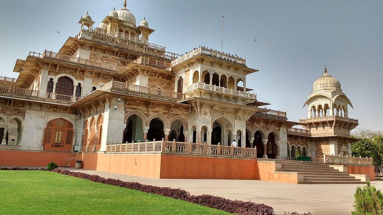 Aram Bagh, Agra
