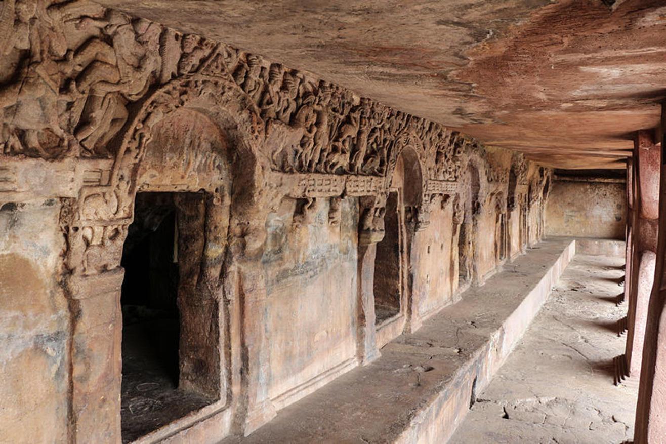 Udayagiri Caves, Vidisha