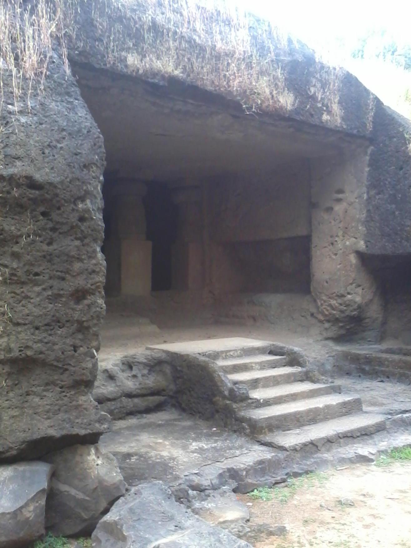 Mahakali Caves (Kondivite Caves), Mumbai