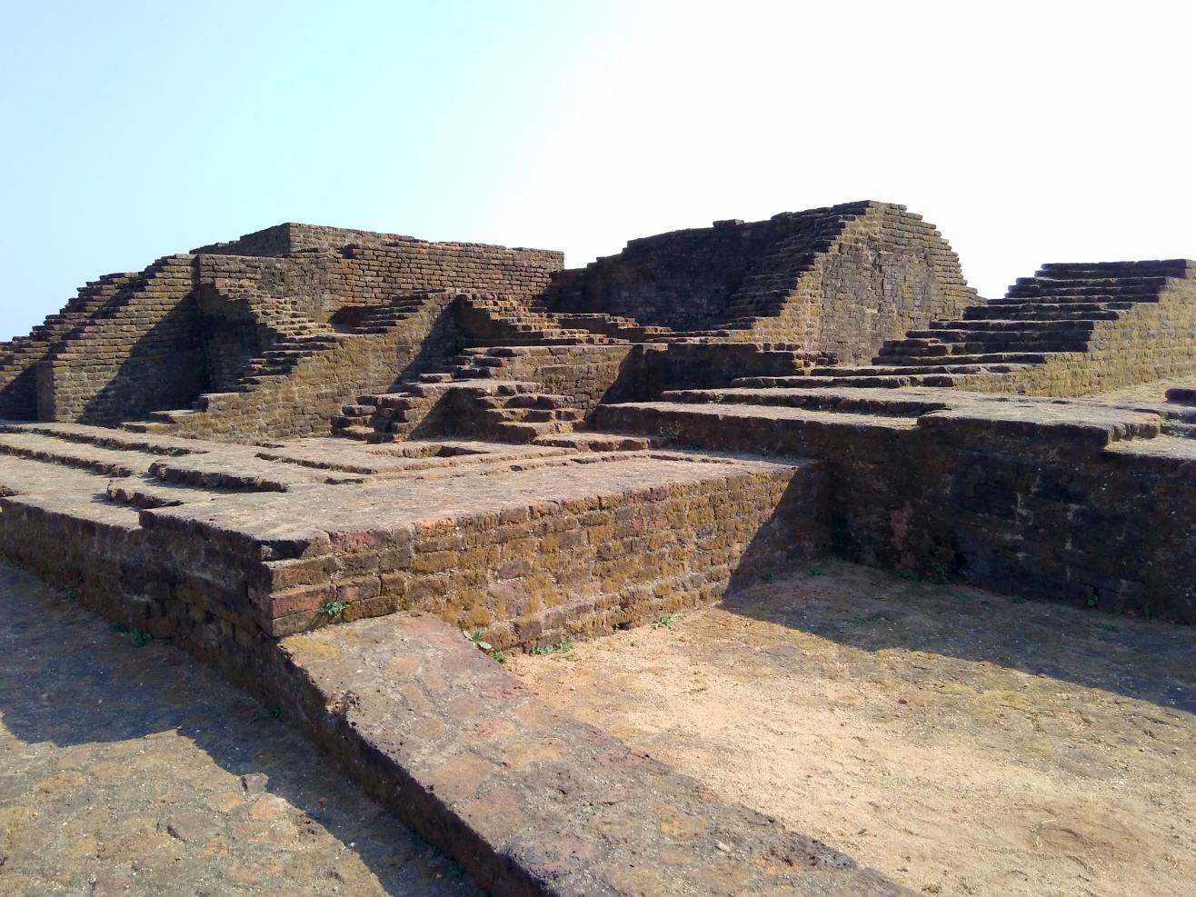 Buddhist Stupa Site, Mansar