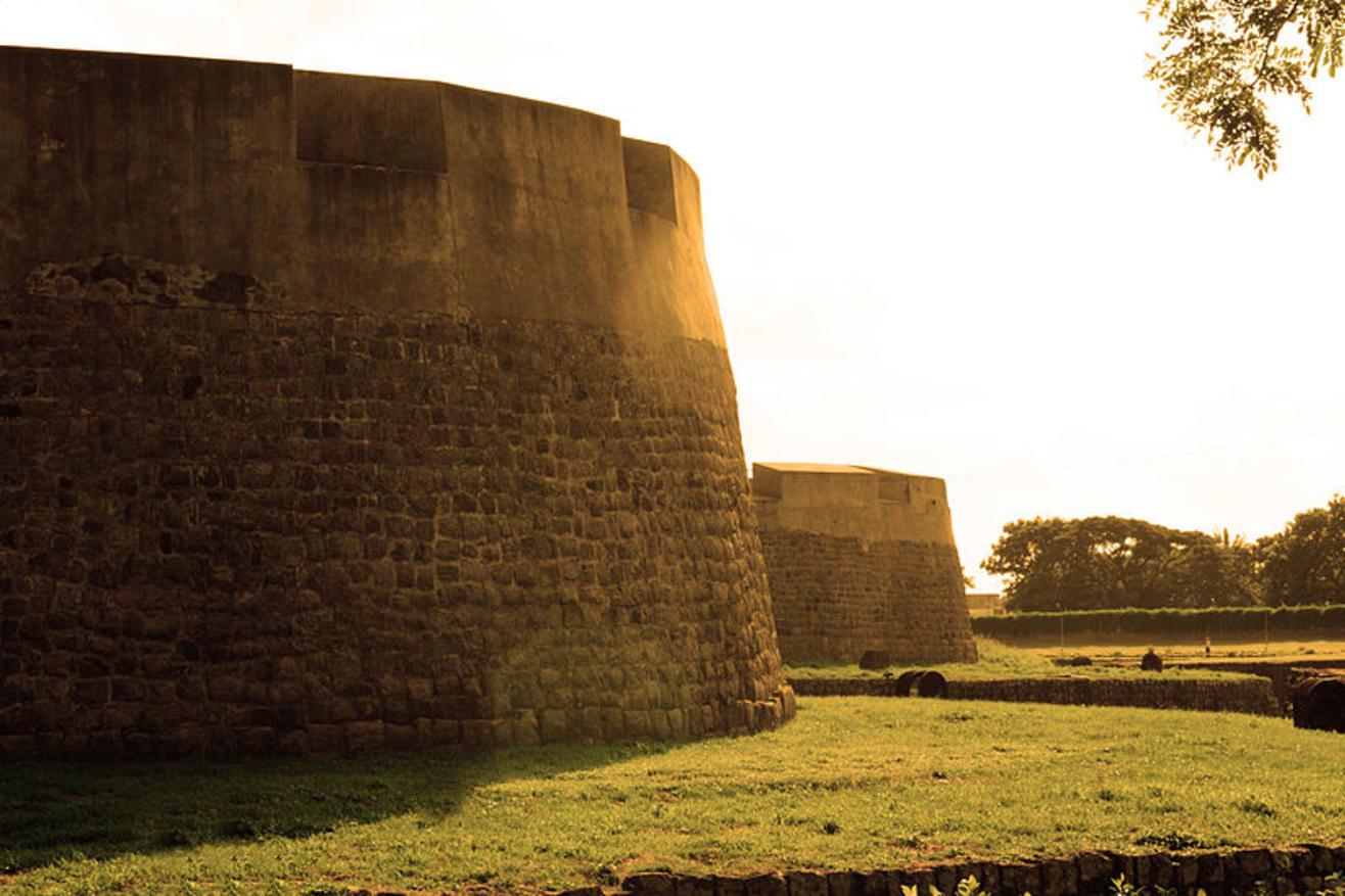 Palakkad Fort, Palakkad