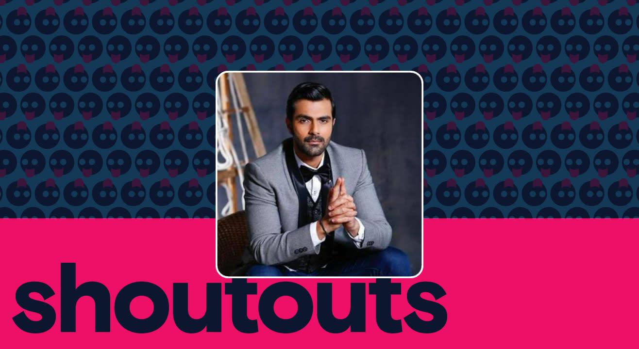 Request a shoutout by Ashmit Patel