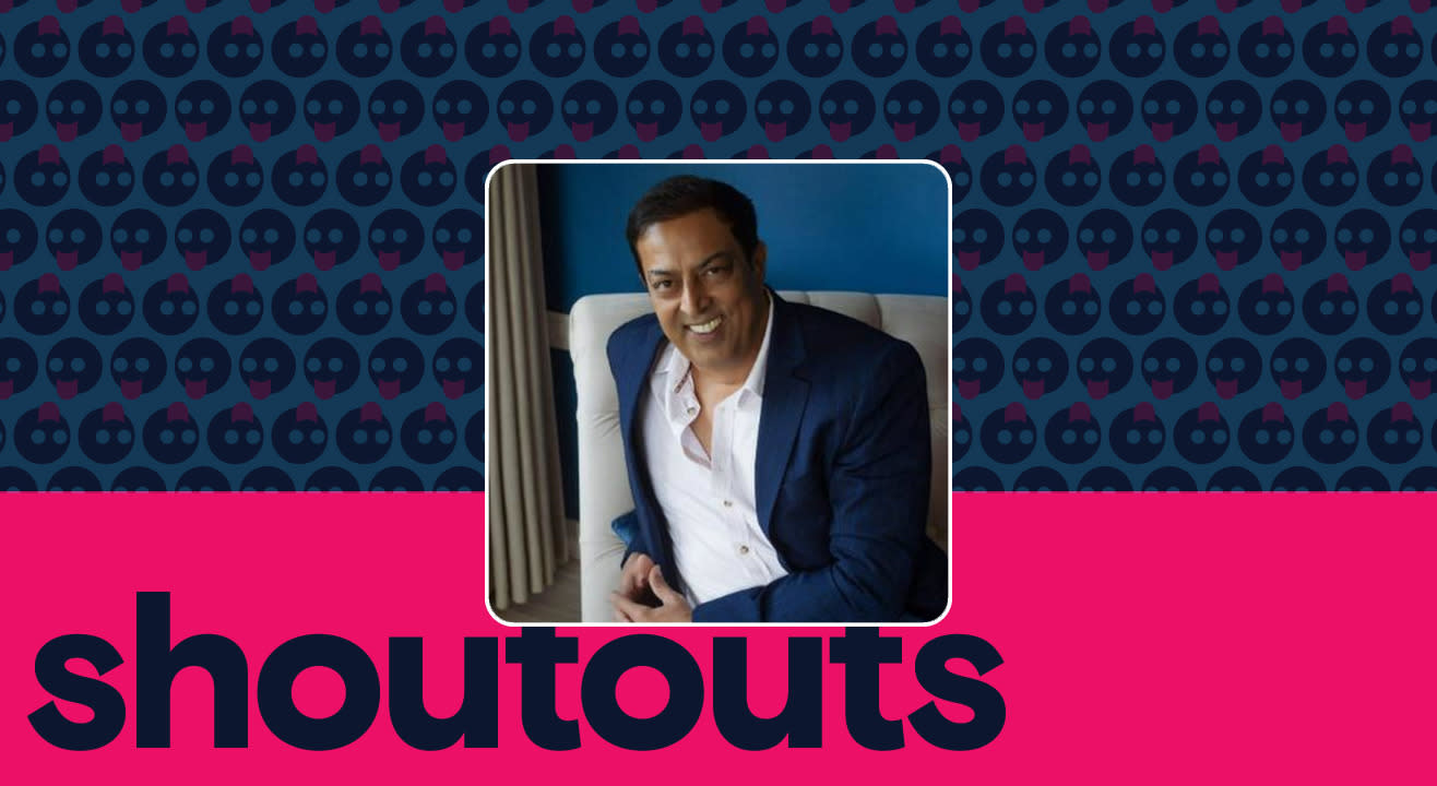 Request a shoutout by Vindu Dara Singh