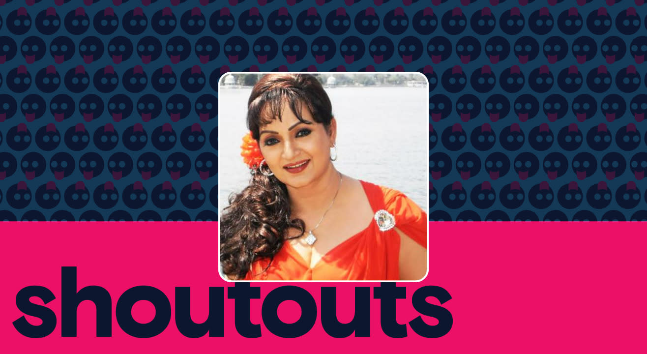 Request a shoutout by Upasana Singh