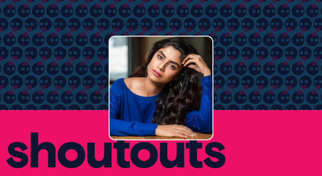 Request a shoutout by Sayantani Ghosh