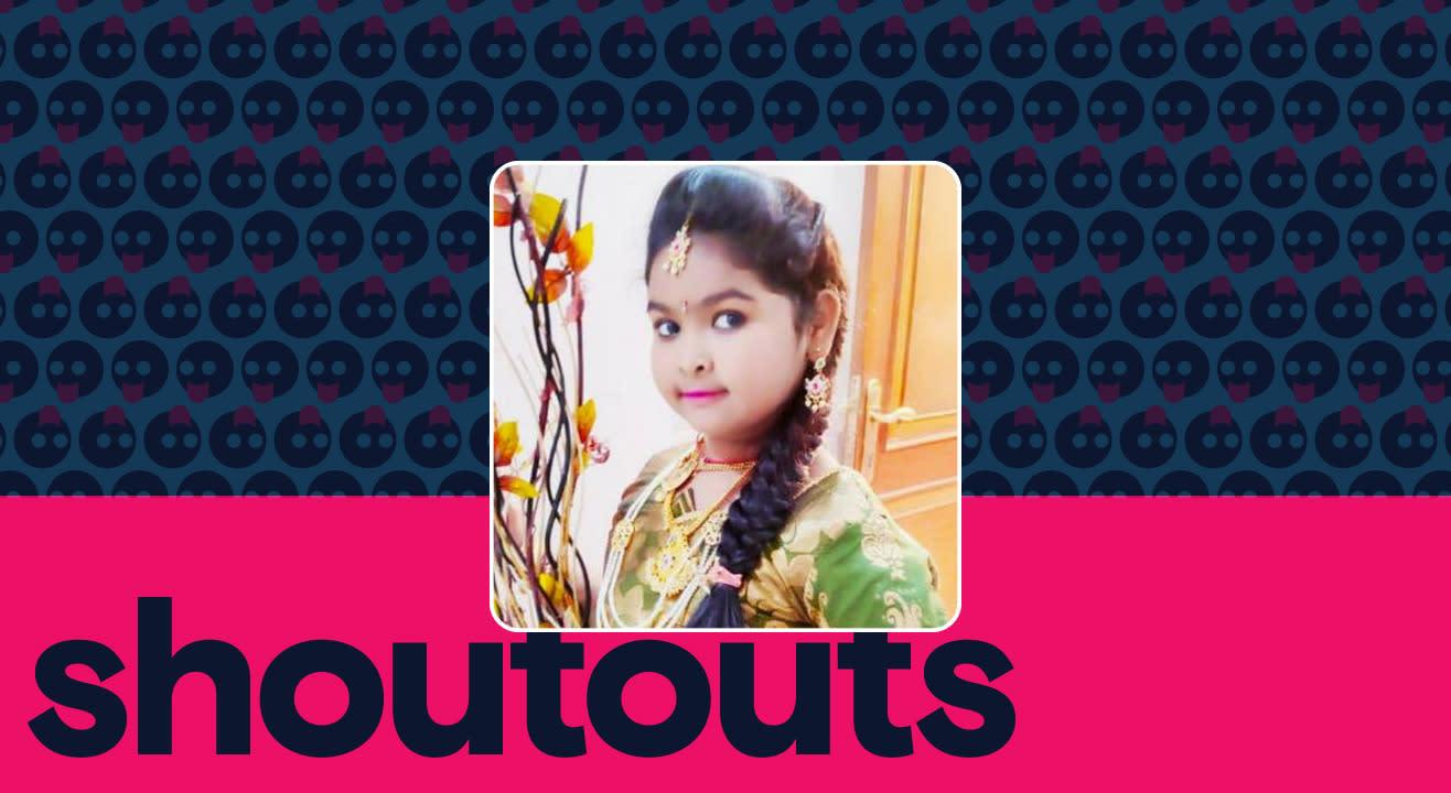 Request a shoutout by Moksha