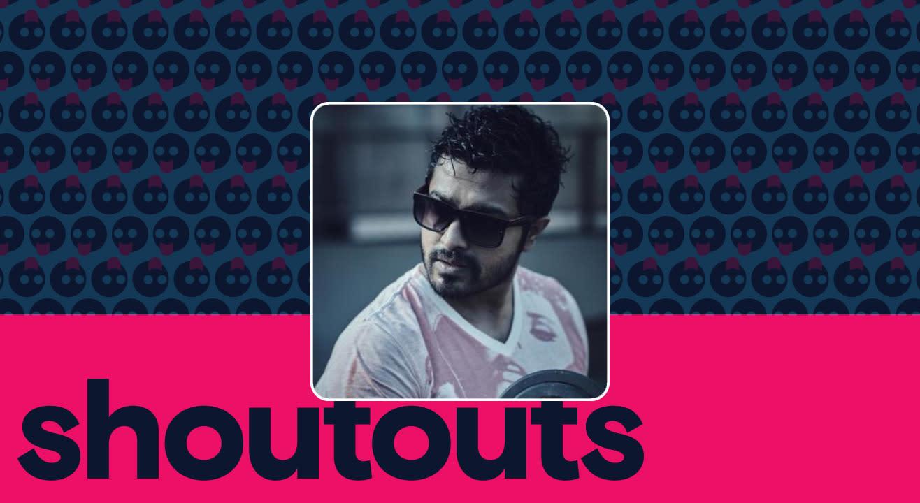 Request a shoutout by Skanda Ashok