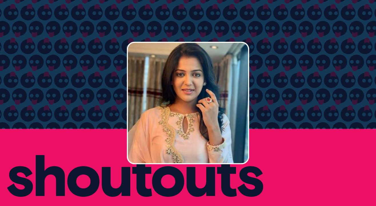 Request a shoutout by Gulki Joshi