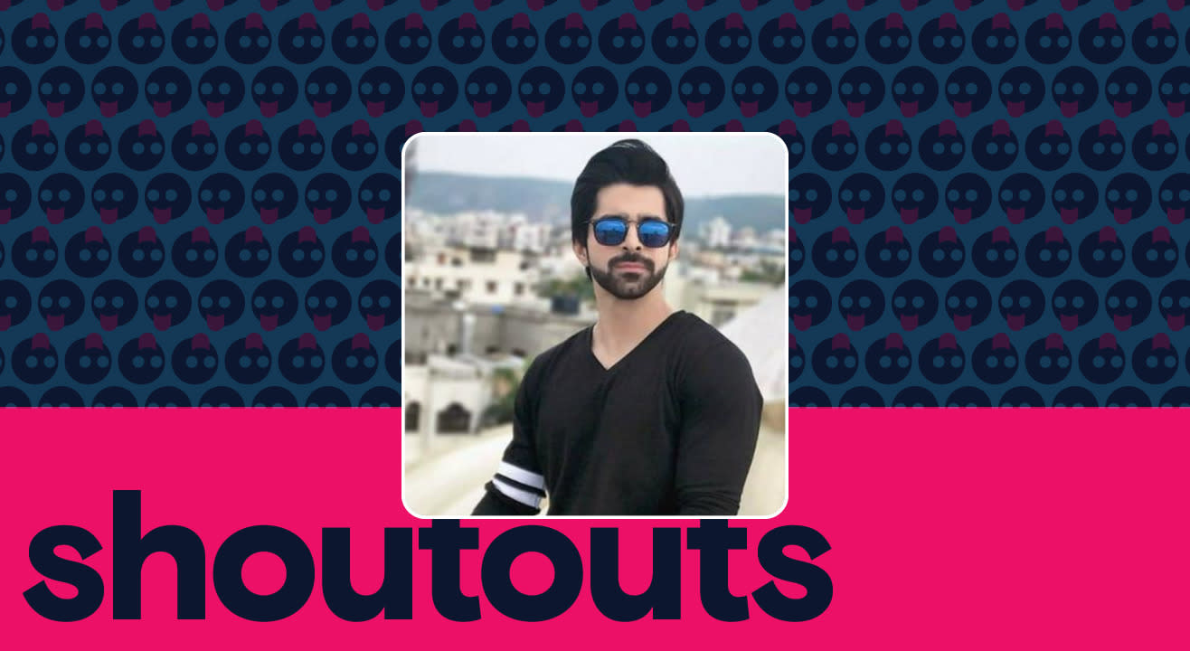 Request a shoutout by Gaurav Wadhwa
