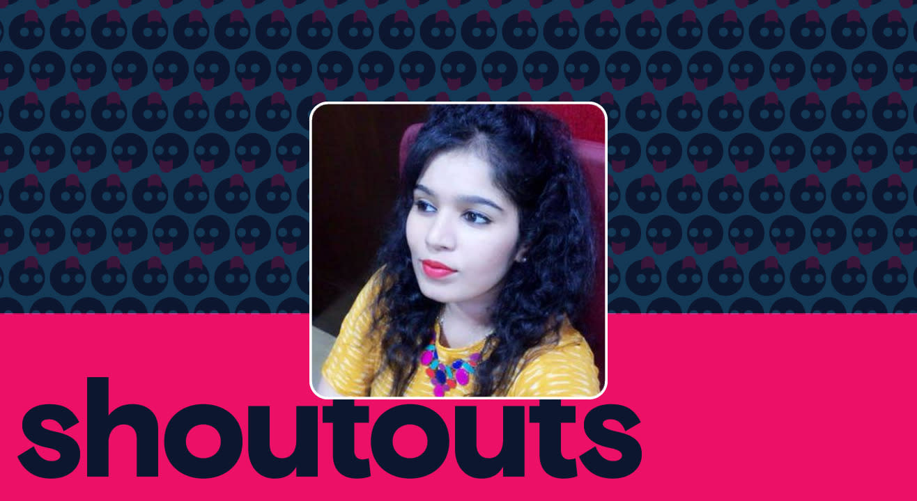 Request a shoutout by RJ Prateeka