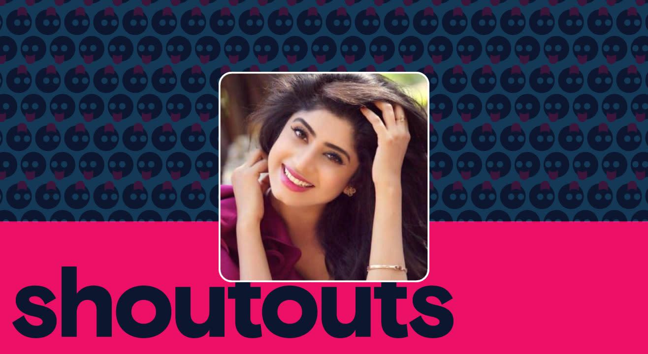 Request a shoutout by Vindhya Tiwari