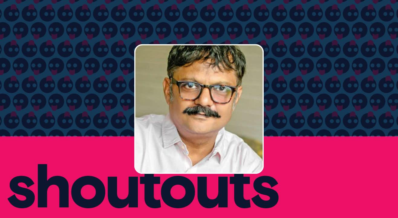 Request a shoutout by Atul Srivastava