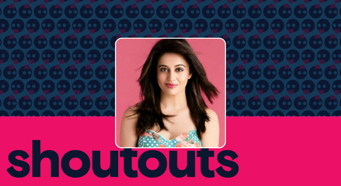 Request a shoutout by Nehha Pendse