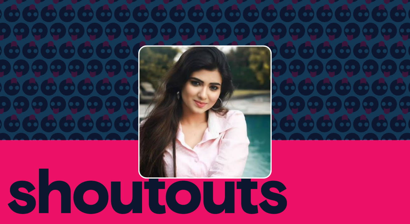 Request a shoutout by Pragya Nagra
