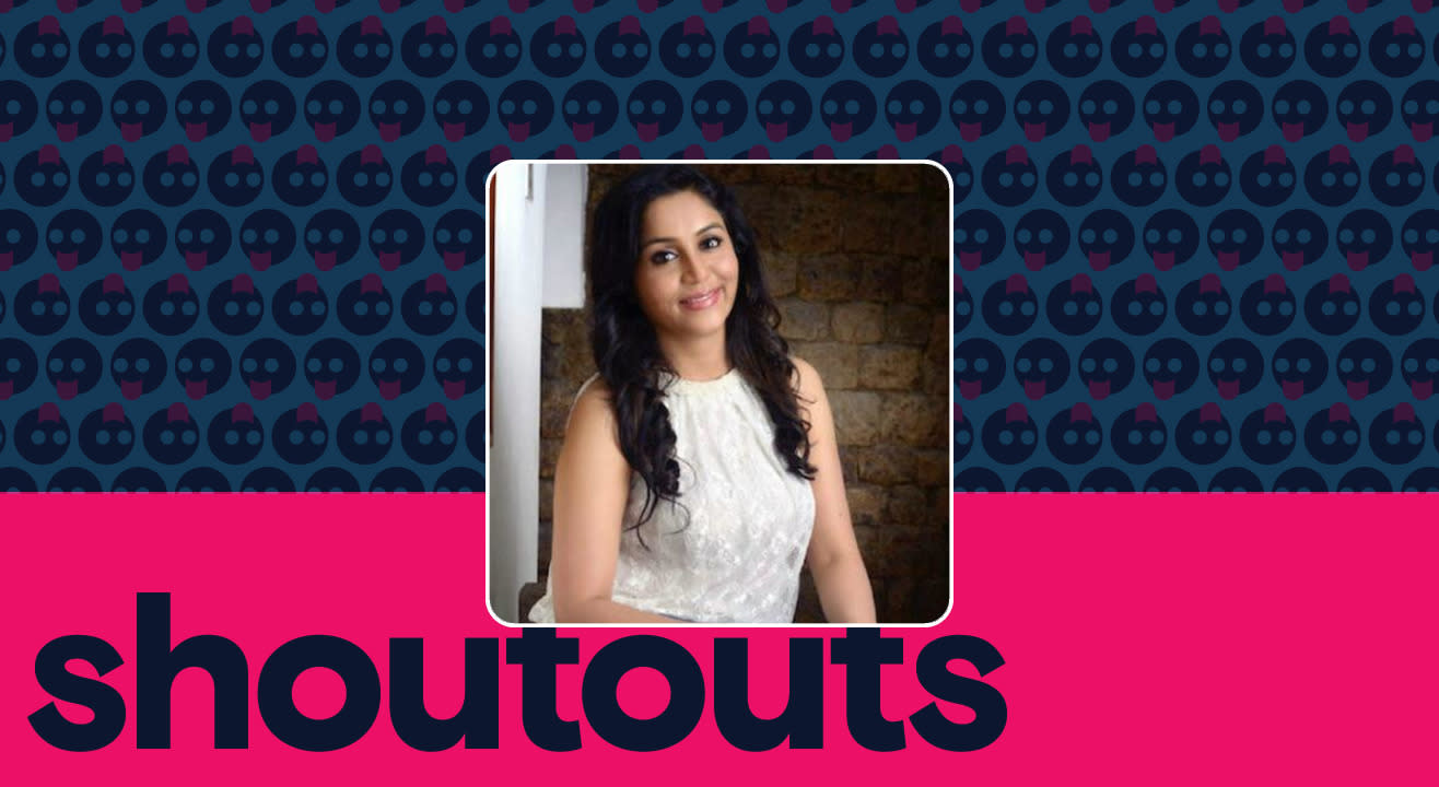 Request a shoutout by RJ Bhargavi