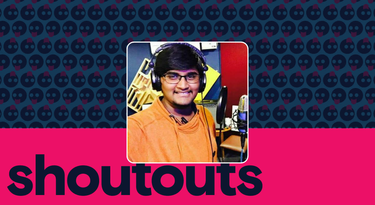 Request a shoutout by Manoj Sharma