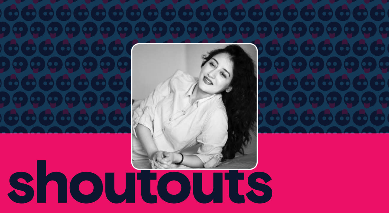 Request a shoutout by Priyanka Kandwal