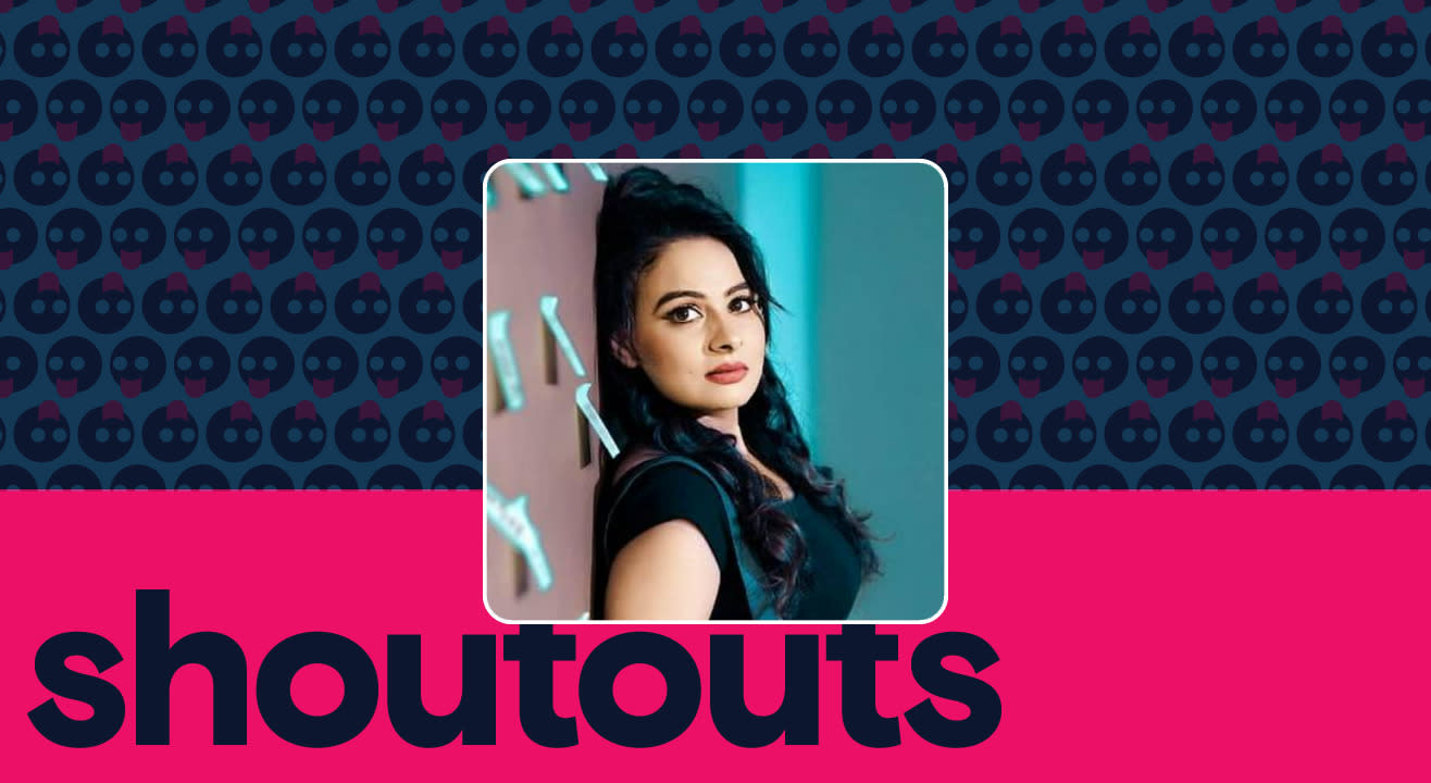 Request a shoutout by Simpy Singh