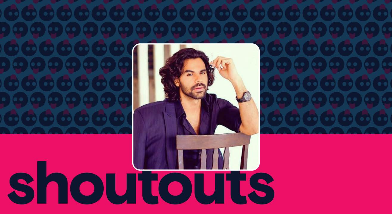 Request a shoutout by Ankit Raj