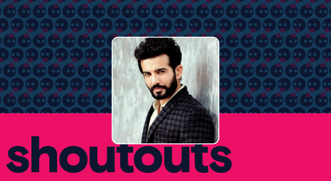Request a shoutout by Jay Bhanushali