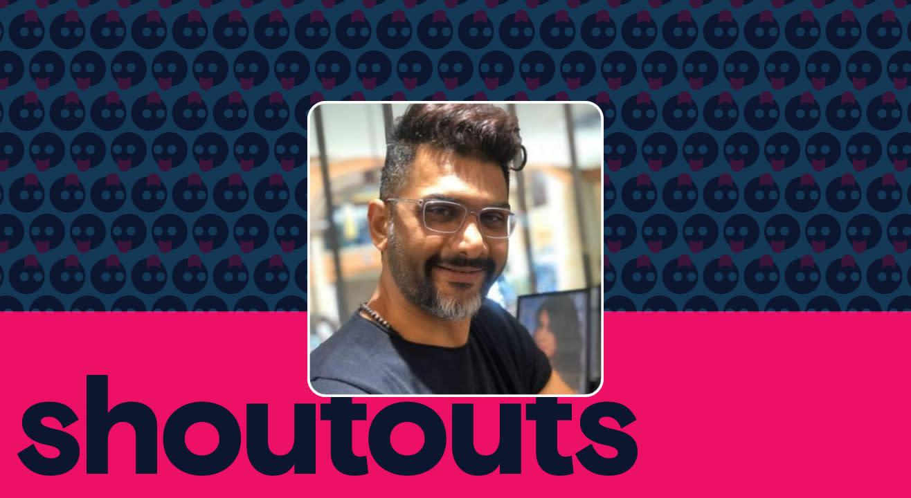Request a shoutout by Ali Hasan