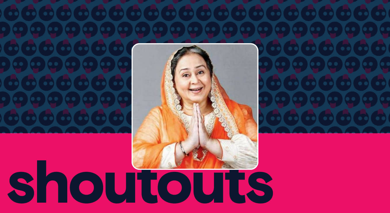 Request a shoutout by Farida dadi