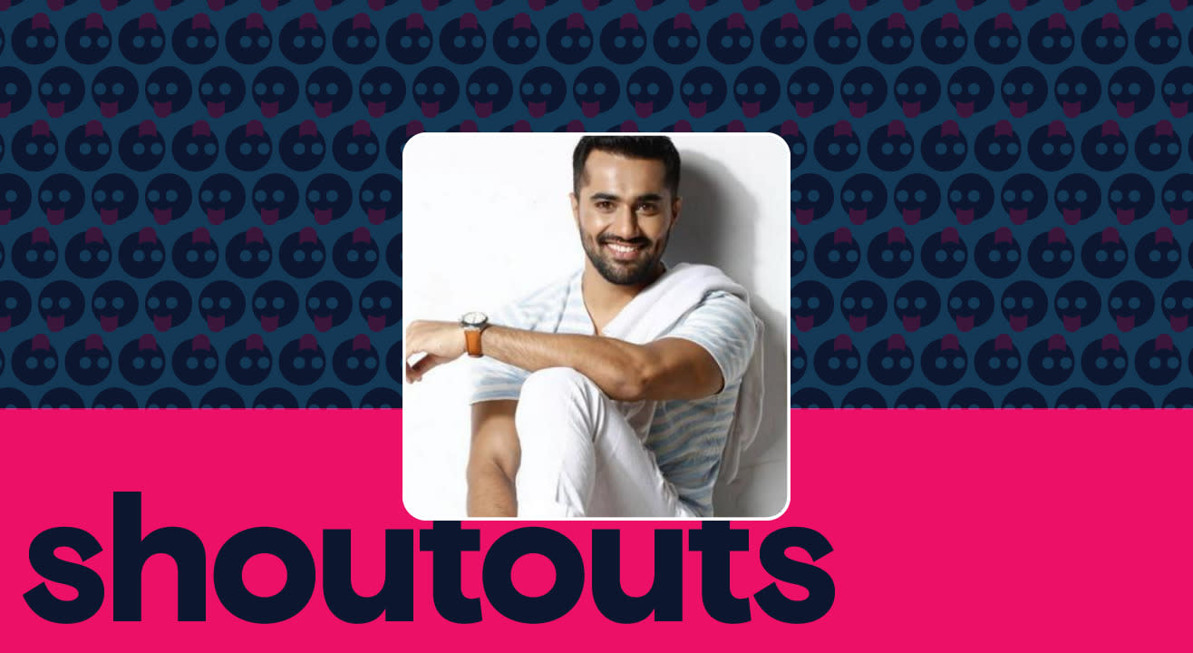 Request a shoutout by Vishal Karwal