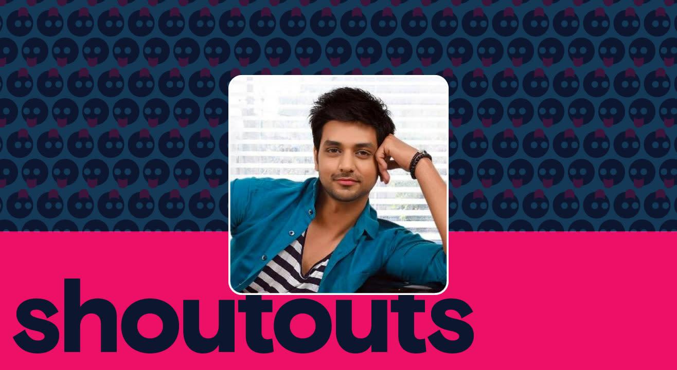 Request a shoutout by Shakti Arora