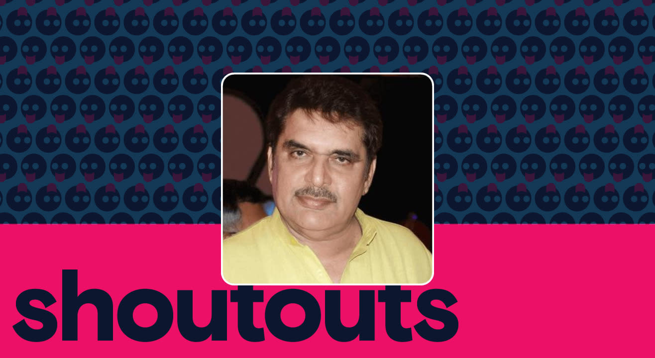 Request a shoutout by Raza Murad