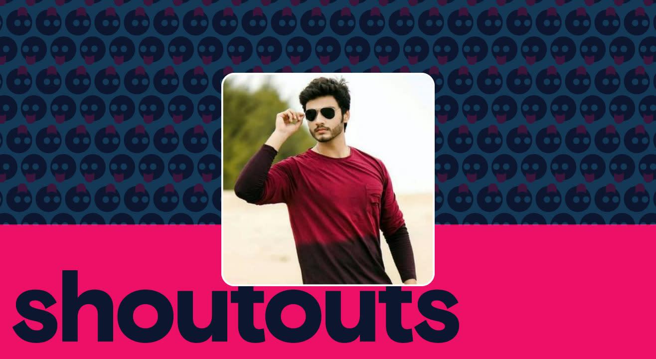 Request a shoutout by Rohit Sahni