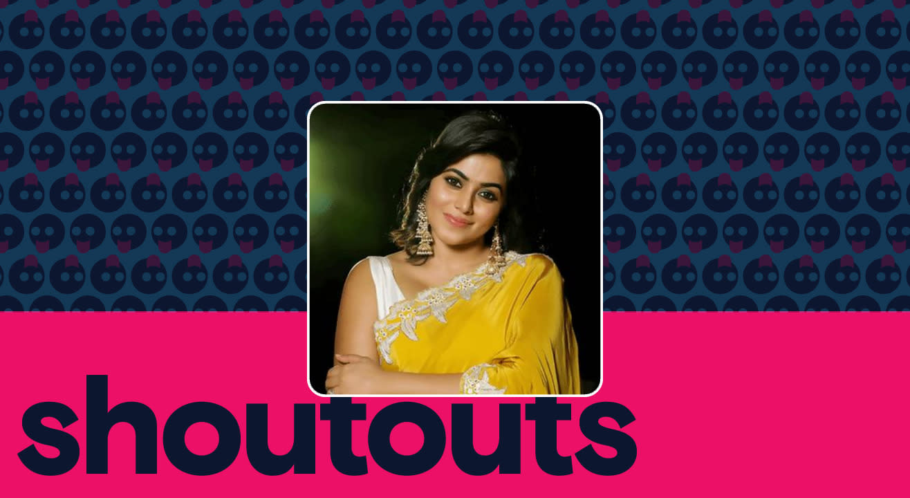 Request a shoutout by Shamna (Poorna)