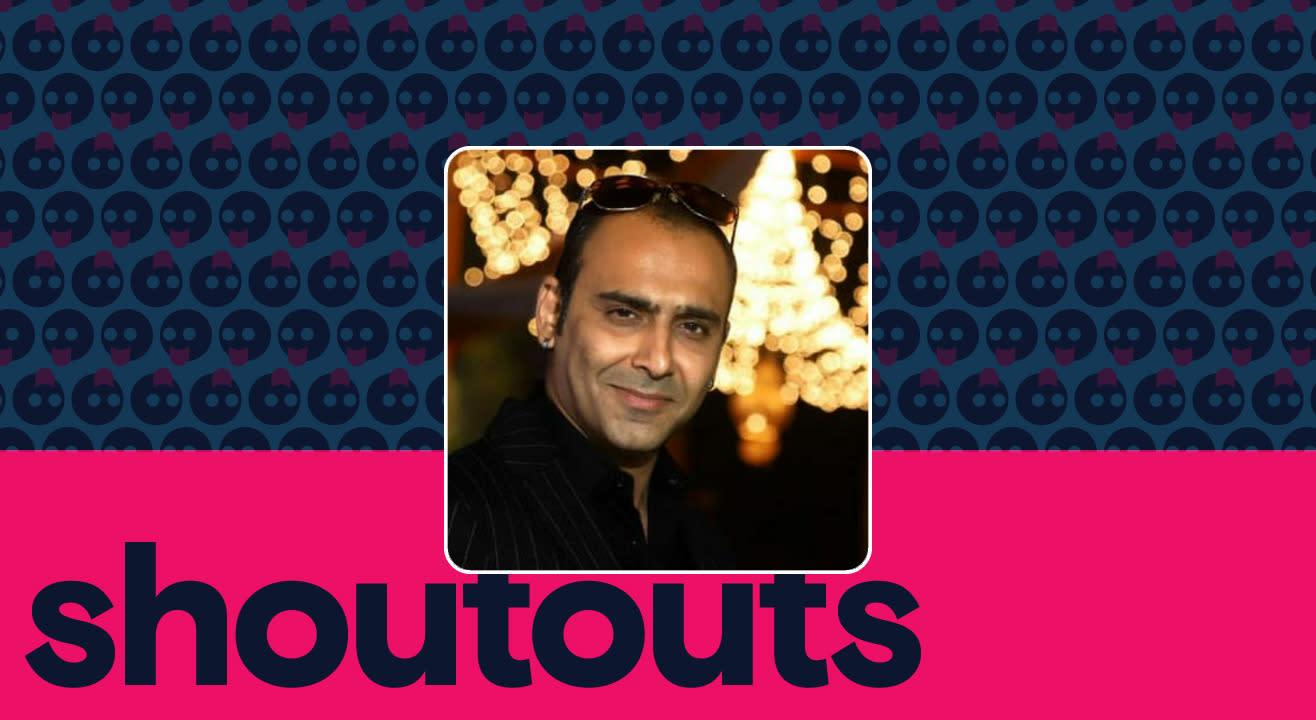 Request a shoutout by Piyush Rajani
