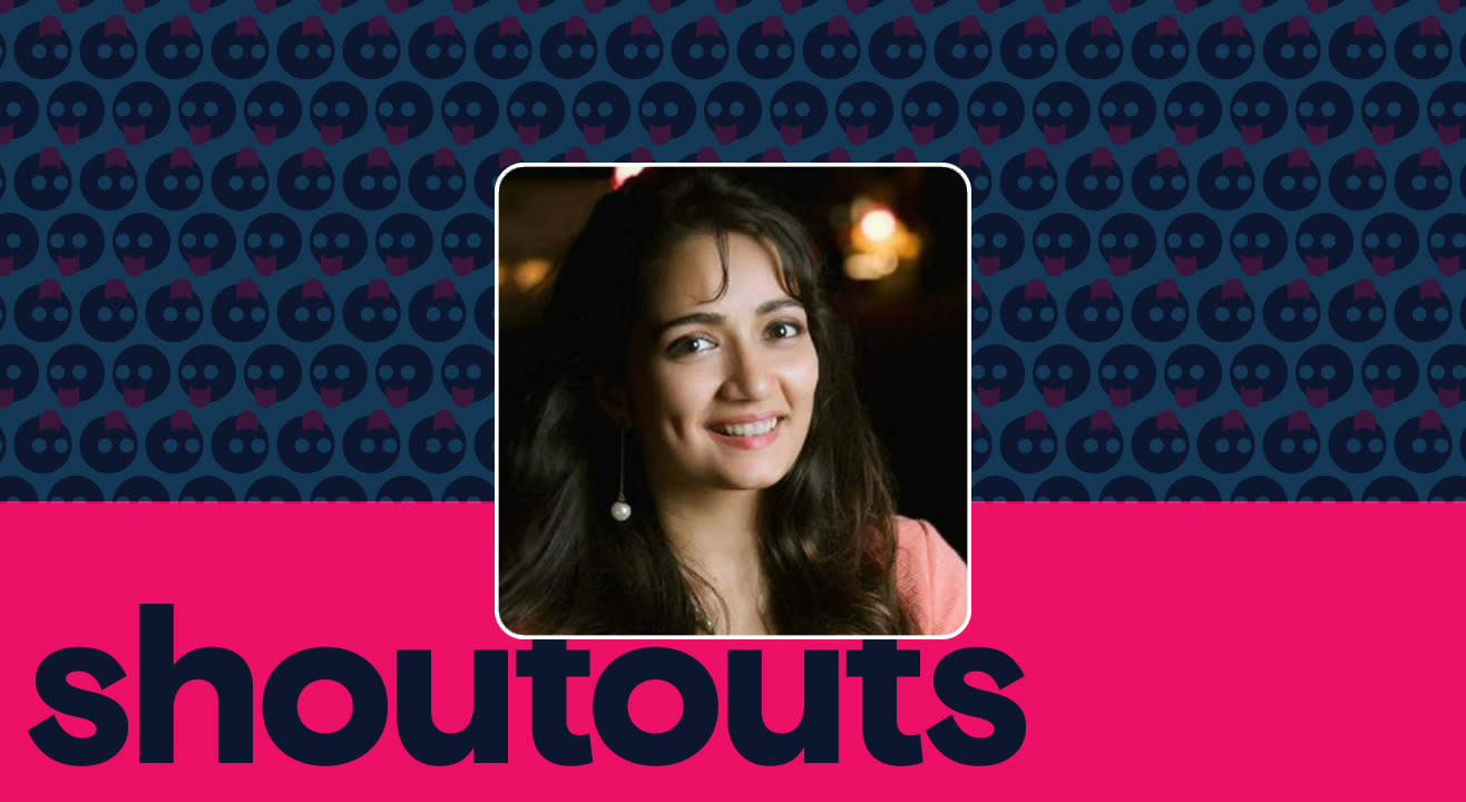 Request a shoutout by Jhinal Belani