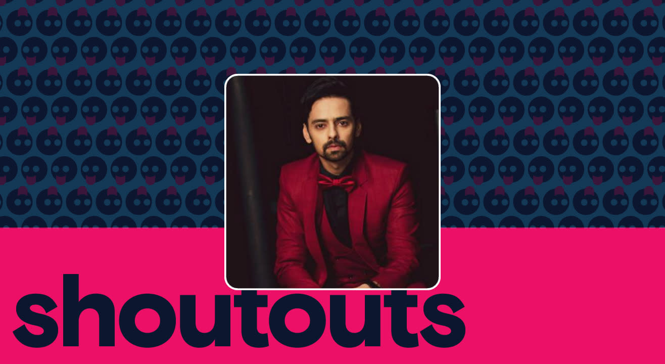 Request a shoutout by Varun Jain