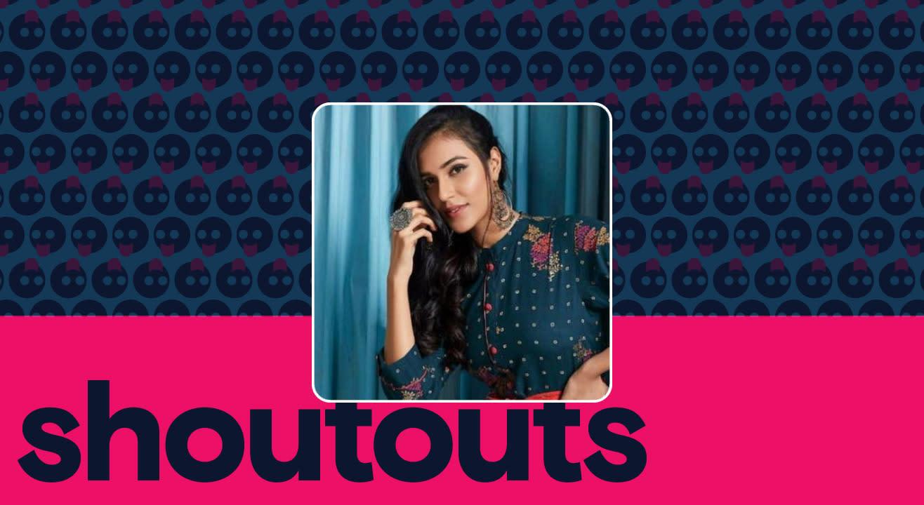 Request a shoutout by Riya Subodh