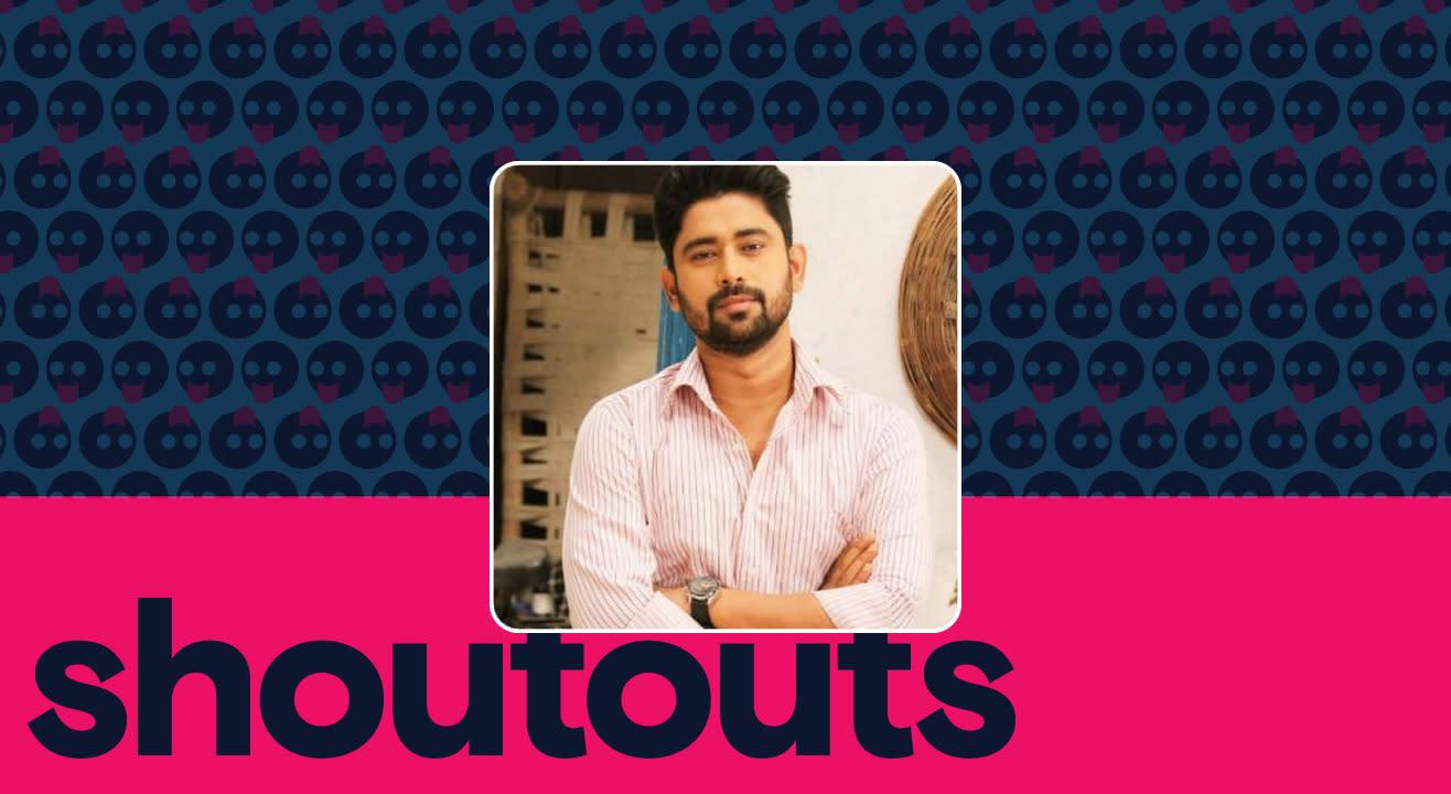 Request a shoutout by Manmohan Tiwari