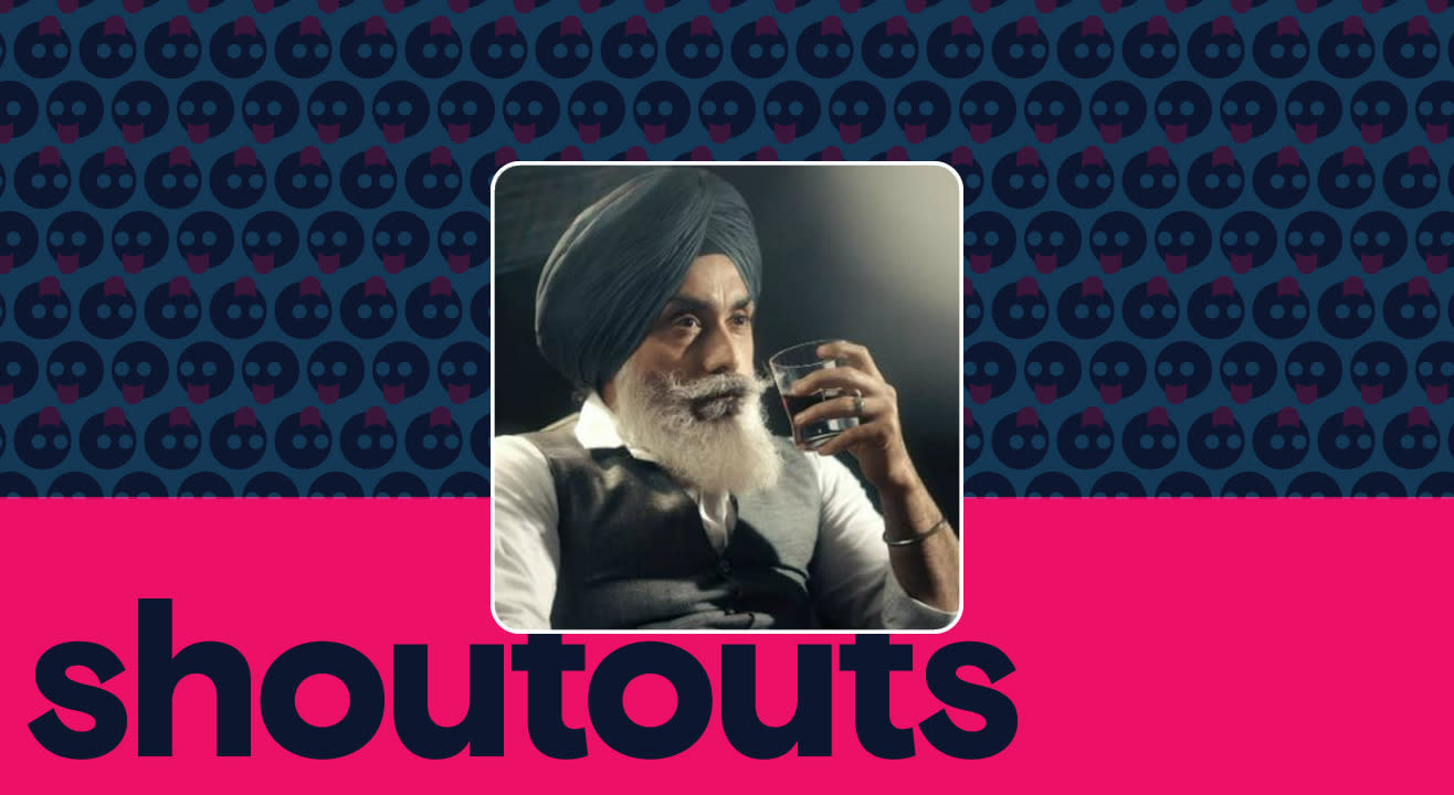Request a shoutout by Jagjit Sabharwal