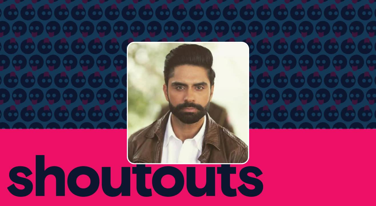 Request a shoutout by Jasprem Singh