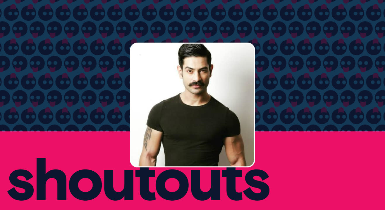 Request a shoutout by Ankit Bhatia