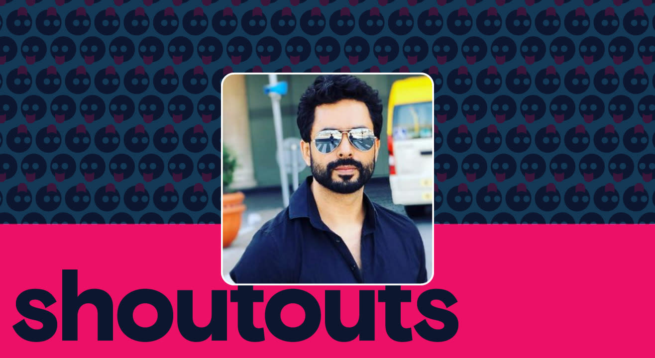 Request a shoutout by Dhanveer Singh